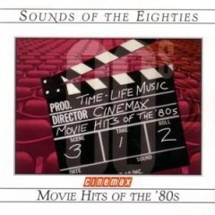 sounds of the eighties - cinemax movie hits of the '80s CD 1996 time life warner used mint