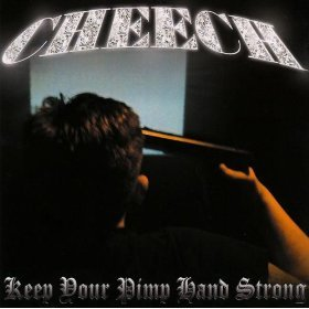 cheech - keep your pimp hand strong CD 2004 dank records used mint
