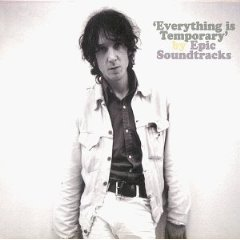 epic soundtracks - everything is temporary CD 1999 innerstate records used slipcase punched