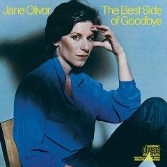 jane olivor - the best side of goodbye CD 1980 CBS used near mint