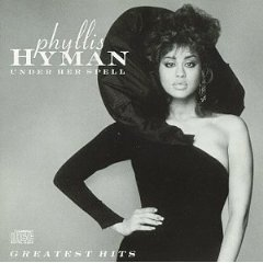 phillis hyman - under her spell CD 1989 arista used mint