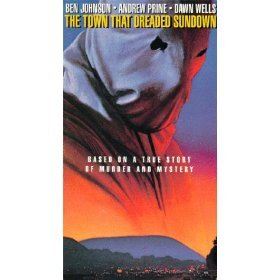 the town that dreaded sundown VHS 1994 good times R color 90 minutes mint
