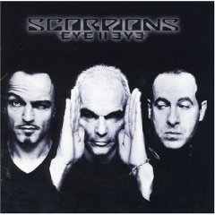 scorpions - eye II eye CD 1999 koch used mint barcode punched