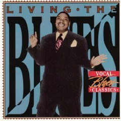 living the blues - vocal classics CD 1997 time life music used mint