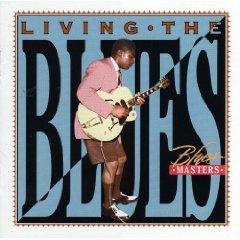 living the blues - blues masters CD 1995 MCA time life 20 tracks mint