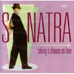 frank sinatra - taking a chance on love CD 2004 EMI capitol brand new