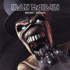 iron maiden - wildest dreams CD 2003 EMI 3 tracks used mint