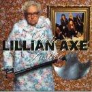 lillian axe - poetic justice CD 1992 grand slamm I.R.S. used very good