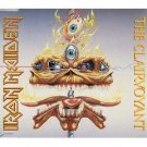 iron maiden - the clairvoyant / infinite dreams CD 1990 EMI UK 7 tracks used mint