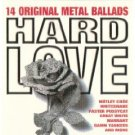 hard love - 14 original metal ballads - various artists CD 1994 warner jci essex used mint