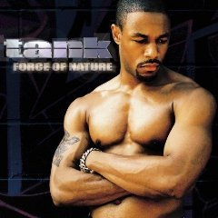 tank - force of nature CD 2001 blackground records used mint