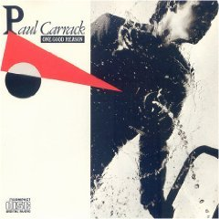 paul carrack - one good reason CD 1987 chrysalis used