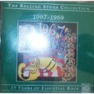 the rolling stone collection 1967 - 1969 - 25 years of essential rock CD 1993 sony time life mint