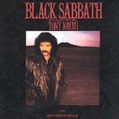 black sabbath featuring tony iommi - seventh star CD 1986 vertigo nippon phonogram japan used mint