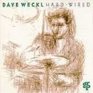 dave weckl - hard-wired CD 1994 grp used mint