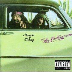 cheech & chong - los cochinos CD 1973 ode 1991 warner used mint
