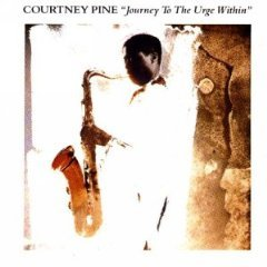 courtney pine - journey to the urge within CD 1986 island used mint