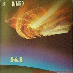 kitaro - ki CD 1985 gramavision made in germany used mint