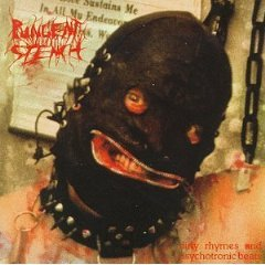 pungent stench - dirty rhymes and psychotronic beats CD 1993 nuclear blast used mint