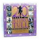 jethro tull - 20 years of jethro tull CD 3-disc boxset 1988 Chrysalis Ltd Ed new factory sealed