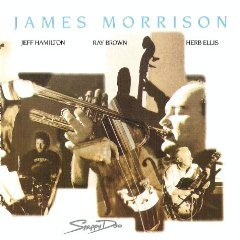 james morrison - snappy doo CD 1990 atlantic jazz used mint inserts punched