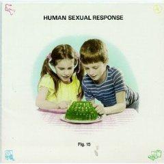 human sexual response - fig.15 CD 1981 eat rykodisc 10 tracks used very good