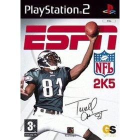playstation 2 - ESPN NFL 2K5 2001 SEGA ESRB everyone used mint