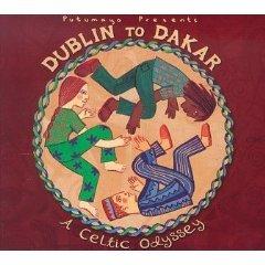 dublin to dakar - a celtic odyssey CD 1999 putumayo used mint