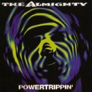 the almighty - powertrippin' CD 1993 polygram used mint