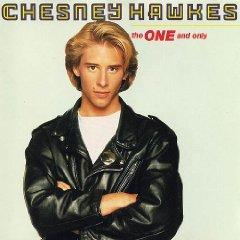 chesney hawkes - the one and only CD 1991 chrysalis capitol 12 tracks used mint