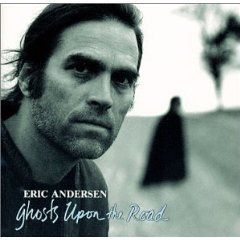 eric andersen - ghosts upon the road CD 1989 alert music inc canada used mint