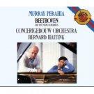 beethoven five piano concertos - perahia & concertgebouw orch & haitink CD 3-discs 1988 CBS mint