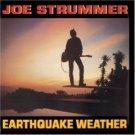 joe strummer - earthquake weather CD 1989 CBS epic used mint