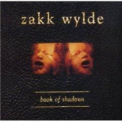 zakk wylde - book of shadows CD 2-discs 1999 spitfire used mint