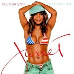 janet jackson - all for you special limited edition CD / DVD 2001 virgin used mint