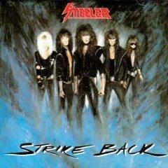 steeler - strike back CD 1986 steamhammer SPV made in west germany used mint