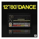 "12"" / 80s / dance CD 3-disc box 2006 family recordings 34 tracks used mint"