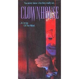 clownhouse starring Gloria Belsky and Frank A. Damiani VHS 1990 columbia used very good