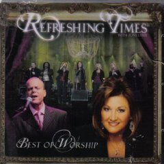 refreshing times - best of worship CD 2-discs 2007 daystar brand new factory sealed