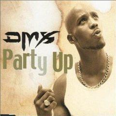 DMX - party up CD single 2000 island def jam 4 tracks used mint