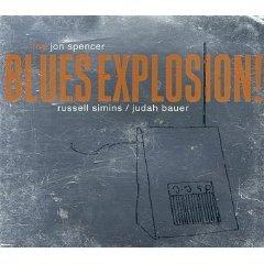jon spencer blues explosions! - orange CD 1994 matador used mint