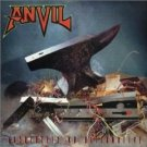 anvil - absolutely no alternative CD 1997 massacre records 10 tracks used mint