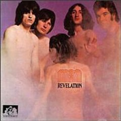 man - revelation CD 1989 see for miles UK 11 tracks brand new factory sealed