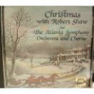 christmas with robert shaw and atlanta symphony orchestra and chorus CD 1976 moss vox mint