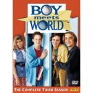 boy meets world complete third season DVD 2005 buena vista used mint