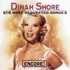 dinah shore encore! 16 most requested songs CD 1995 sony new factory sealed