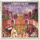 Terpsichore Renaissance Dance Music and Early Baroque Dance Music Ulsamer-Collegium CD Archiv mint