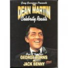 dean martin celebrity roasts man of the hour george burns & jack benny DVD 2003 guthy-renker mint