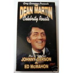dean martin celebrity roasts man of the hour johnny carson ed mcmahon DVD 2003 used
