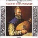 extempore string ensemble plays music by john dowland CD 1987 hyperion england used mint